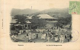 PAPEETE Le Cercle Bougaiville - Tahiti