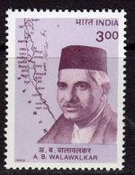 India 1999 Chhaganial K. Parekh Commemoration, MNH, SG 1873 (D) - Inde