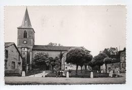 - CPSM NAIX-AUX-FORGES (55) - Place De L'Eglise 1967 - Photo CONTANT - - France