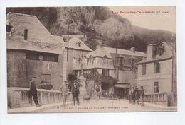 - CPA CIERP (31) - Centre Du Village - Nouveau Pont (belle Animation) - Photo Labouche N° 61 - - Altri Comuni