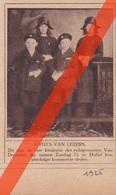 DUFFEL - FAMILIE VAN DROMME   - 1925 -  Tijdschriftafbeelding - Image De Magazine - Oude Documenten