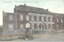 Aulnois-Quévy  Maison Marteleur - Quévy