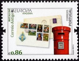 Portugal - Madeira - 2020 - Europa CEPT - Ancient Postal Routes - Mint Stamp - Madeira