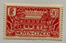 Congo 1933 Y Et T 127* - Unused Stamps