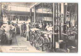 CPA 21 Dijon Usines Terrot Atelier Des Changements De Vitesse - Dijon