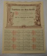 Tourbieres Des Deux Sevres, Notaire à Poitiers Et Siege à Niort - Agriculture