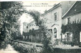 N°594 R -cpa Gaillonnet -le Prieuré, Côte De La Terrasse- - France