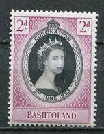 Basutoland Mi# 45 Postfrisch/MNH - QEII - 1933-1964 Colonie Britannique