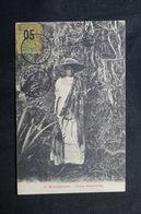 MADAGASCAR - Affranchissement Type Groupe Surchargé De Ankavandra En 1914 Sur Carte Postale - L 63039 - Madagascar (1889-1960)