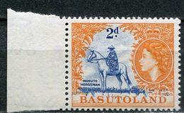 Basutoland Mi# 48 Postfrisch/MNH - Horse Man - 1933-1964 Colonie Britannique