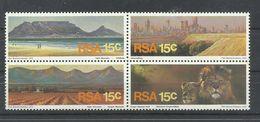 AFRICA DEL SUR  YVERT  393/96   MNH  ** - África Del Sur (1961-...)