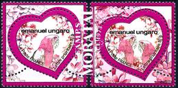 2009 France Yv# 4327/4328  **MNH  TTB Très Beau. Saint Valentín. Coeur. Ungaro (Yvert&Tellier)  Sportif - Frankreich