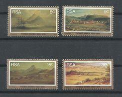 AFRICA DEL SUR  YVERT  384/87     MNH  ** - África Del Sur (1961-...)