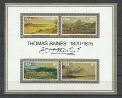 AFRICA DEL SUR  YVERT  H/B 3      MNH  ** - África Del Sur (1961-...)