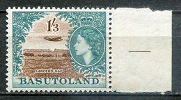 Basutoland Mi# 53 Postfrisch/MNH - Landscape, Airplane - 1933-1964 Colonie Britannique