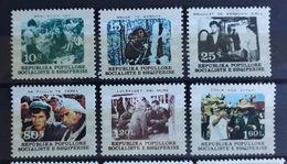 Albanien 1977, Mi 1927-32 MNH Postfrisch - Albanien