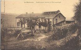 CPA Le Neubourg Etablissement Abritant Le Puits Municipal - Le Neubourg