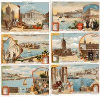 Liebigs Fleischextract * Bilder Aus Malta * Kompl. Serie - Liebig