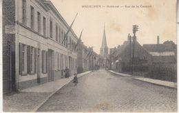 Waregem - Waereghem - Holstraat - Geanimeerd - 1913 - Uitg. P. Vermeersch 12880 - Waregem