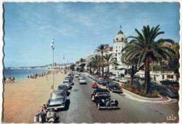 Citroen Traction,Opel Rekord P I,Messerschmitt,Peugeot 403,203...Nizza/Nice, Gelaufen - PKW