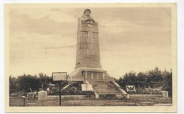 ARGONNE - LE MONUMENT AUX MORTS - LA HAUTE CHEVAUCHEE - N° 468 - CPA NON VOYAGEE - Other Municipalities