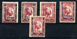 España Nº 782/88. Año 1938 - 1931-Aujourd'hui: II. République - ....Juan Carlos I