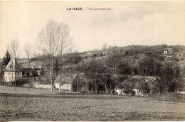 95 VALMONDOIS - LA NAZE (nazé) - VUE PANORAMIQUE - Valmondois