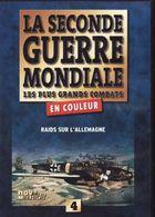 DVD GUERRE EN COULEUR Raids Sur L Allemagne 4 - Documentary