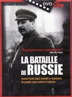 DVD La Bataille De Russie Par Capra - Documentary