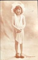 Rita Martin Postcard Carte Little Girl Fillette Nu Madchen - Cartes Postales