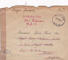 2 Scans Enveloppe S.M. Namur Nr 488 Retour à L'expéditeur - Briefe U. Dokumente