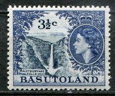 Basutoland Mi# 76 Postfrisch/MNH - Waterfall - 1933-1964 Colonie Britannique