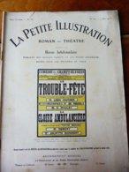 1913 LE TROUBLE-FÊTE Bébé Surgit Dans Un Ménage Bourgeois Dont Il Bouffe La Vie,;LA GLOIRE AMBULANCIERE (Tristan Bernard - Theatre
