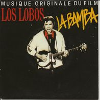 LOS LOBOS - LA BAMBA - VINYL 45 TOURS - Dance, Techno & House