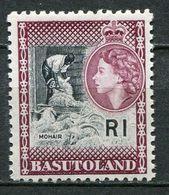 Basutoland Mi# 82 Postfrisch/MNH - Sheep Mohair Sheerer - 1933-1964 Colonie Britannique