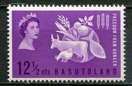 Basutoland Mi# 83 Postfrisch/MNH - Freedom From Hunger - 1933-1964 Colonie Britannique