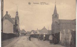 Hemixem - Hemiksem - Kerkstraat - Geanimeerd - Uitg. Ed. Van Herp/Nels - Hemiksem