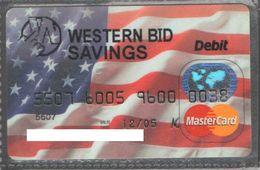 КАРТА  MASTERCARD  РОССИЯ-1 - Credit Cards (Exp. Date Min. 10 Years)