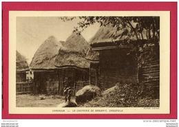 CPA (Réf : V 142) LA CHEFFERIE DE BANGANTÉ, GRASSFIELD (AFRIQUE CAMEROUN) (animée) - Camerun