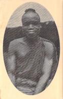 RWANDA : Portrait - Type MUHUTU ( Paysan ) Missions De Pères Blancs OUROUNDI - CPA - Afrique Noire - Black Africa - Rwanda