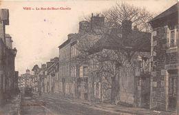 VIRE - La Rue Du Haut-Chemin - Vire
