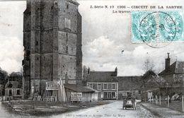 (149) CPA  Circuit De La Sarthe  (  Bon Etat) - Other Municipalities