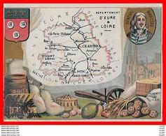 CHROMOS. Département D'Eure Et Loire, Général Marceau...S268 - Artis Historia