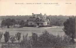 78 - YVELINES - BUC - 10300 - Domaine De La Bouillie - Chalet Du Jeu De Golf - Buc