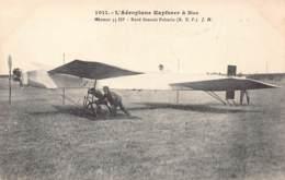 78 - YVELINES - BUC - 10298 - Aéroplane Kapferer - Moteur 35 HP - René Esnault Pelterie - Buc