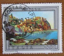 1979 ITALIA Turismo Paesaggi Scilla - Lire 220 Usato - 6. 1946-.. Repubblica