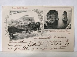Beyrouth. Grand Hôtel D'Orient. Grotte Des Pigeons - Libanon