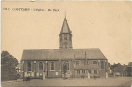 Oostkamp - Oostcamp   *  L'Eglise  - De Kerk - Oostkamp