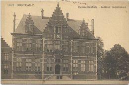Oostkamp - Oostcamp   *  Gemeentehuis - Maison Communale - Oostkamp