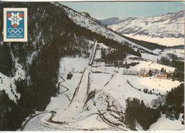 GRENOBLE  Xes  Jeux Olympiques D'Hiver 1968  ST NIZIER DU MOUCHEROTTE  - Tremplin De 90 M - Grenoble
